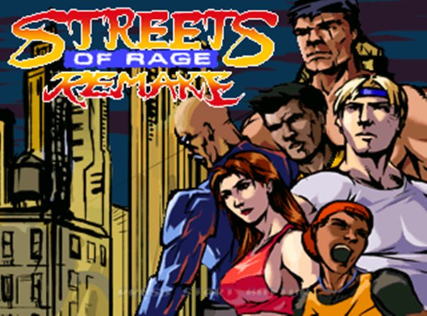 Sreets of rage Remake