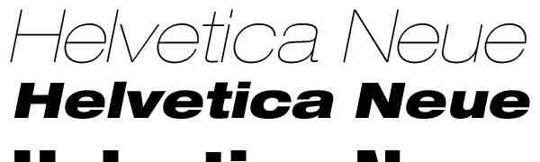 Problème de compatibilité avec Helvetica Neue sur Chrome