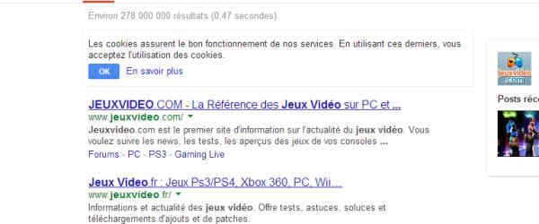Les opérateurs de recherche sur Google
